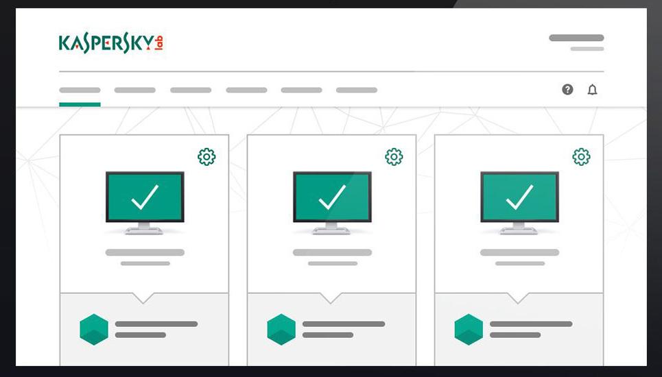Fornitore antivirus Kaspersky