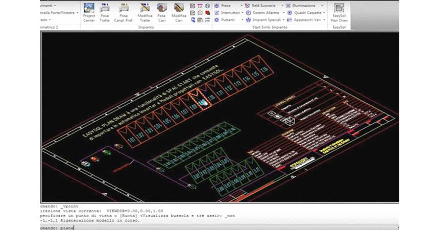 Software spac per la progettazione di automazioni industriali